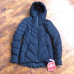 The North Face - Black Winter Down Coat